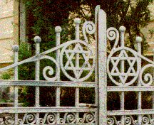 gate to synagogue